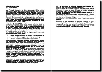 Voyage au bout de la nuit - Louis Ferdinand Céline