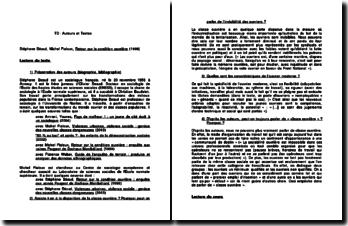 Retour sur la condition ouvrière - Stéphane Béaud, Michel Pialoux (1999)