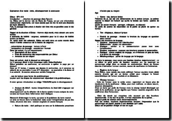 Une explication littéraire du lai Eliduc de Marie de France