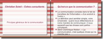 Principes généraux de la communication