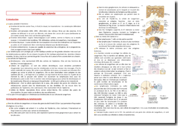Immunologie cutanée