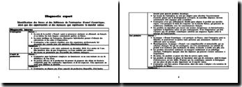 Le diagnostic export de l'entreprise Evanel Cosmétique