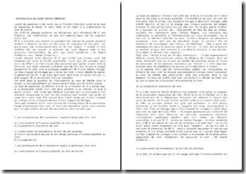 Commentaire d'arrêt de la Première Chambre civile de la Cour de cassation du 15 mars 1988 : la modification du nom de famille
