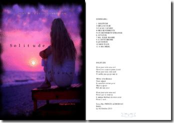 Recueil de poésies : solitude