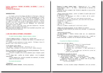 Essais, Livre 3, Chapitre XIII - Michel de Montaigne : Quand je danse, je danse