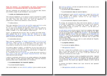 La neutralisation du texte d'incrimination antérieure à la commission des faits : les faits justificatifs