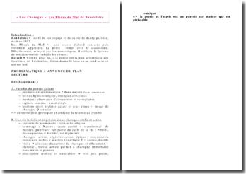 « Une Charogne », Les Fleurs du Mal de Baudelaire