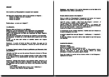 L'encyclopédie - Jaucourt : La traite des nègres