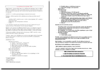 Les anesthésies loco-régionales - ALR