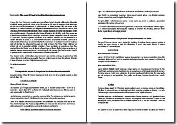 Abu yusuf Ya'qub : la fiscalité et les régimes des terres