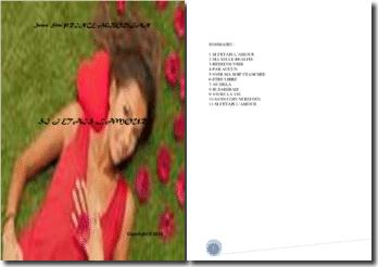 Receuil de poésies : Si j'étais l'Amour