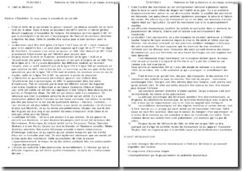 L'édit du Maximum (4e siècle)