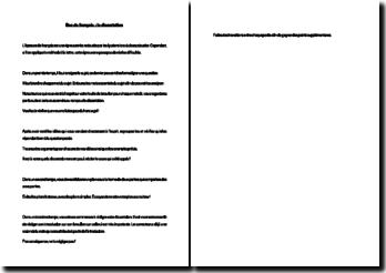 Bac de français : la dissertation