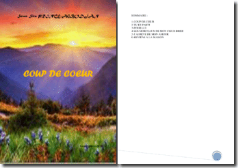 Recueil de poésies : Coup de coeur