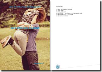 Recueil de poésies : Mon histoire d'amour