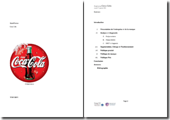 Brand Review : Coca-Cola