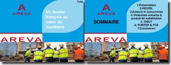 Areva, un leader français au coeur du nucléaire