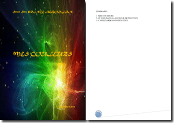 Recueil de poésies : Mes couleurs