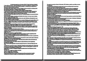 Discours préliminaire sur le Code civil - Portalis,
