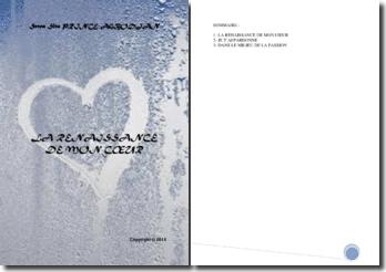 Recueil de poésies : La renaissance de mon coeur