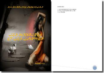 Recueil de poésies : Les sourires et les larmes