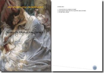 Recueil de poésies : Vous êtes un livre ouvert