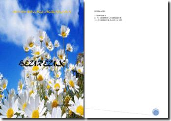 Recueil de poésies : Heureux