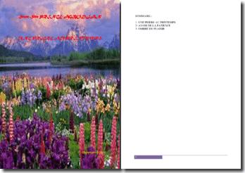 Recueil de poésies : Une prière au printemps