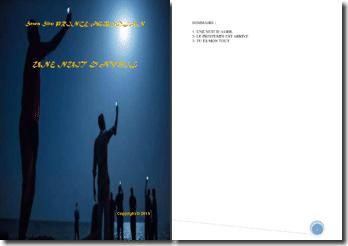 Recueil de poésies : Une nuit d'avril