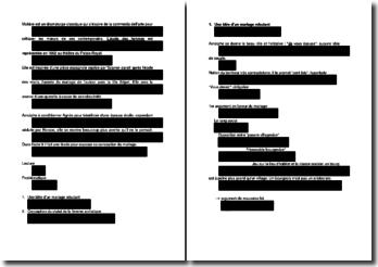Explication de texte: L'Ecole des femmes, acte 3 - Molière