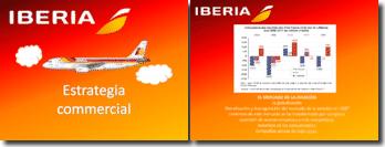 Estrategia commercial para Iberia