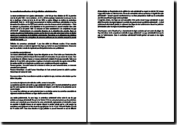 dissertation la constitutionnalisation de la juridiction administrative