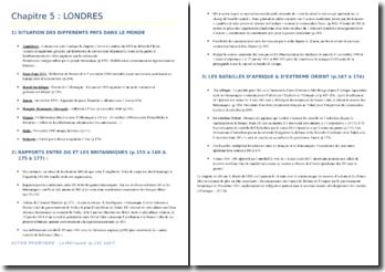 Mémoires de guerre, tome 1, chapitre 5 - De Gaulle : Londres