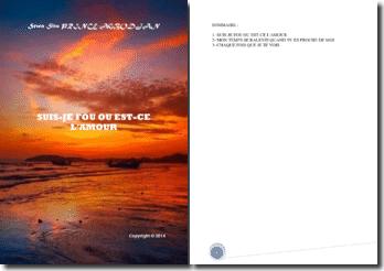 Recueil de poésies : Suis-je fou ou est-ce l'amour