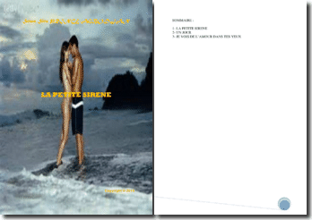 Recueil de poésies : La petite sirène