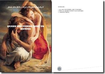 Recueil de poésies : Quand une femme aime un homme