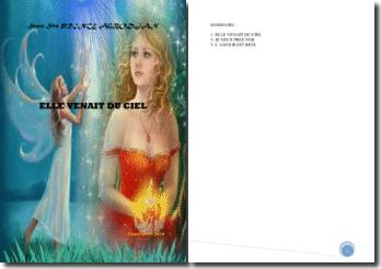 Recueil de poésies : Elle venait du ciel