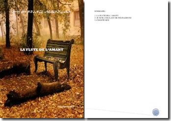 Recueil de poésies : La flûte de l'amant