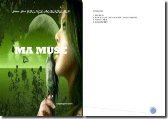 Recueil de poésies : Ma muse
