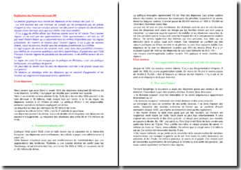 Explication des finances de Louis XIII