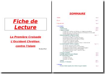 La Première Croisade. L'Occident Chrétien contre l'Islam - Jean Flori