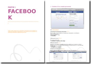 Guide de formation pour Facebook et Twitter