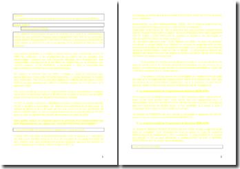 La proportionnalité de l'engagement de la caution avant et après la loi Dutreuil