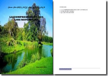 Recueil de poésies : La compréhension de lois naturelles