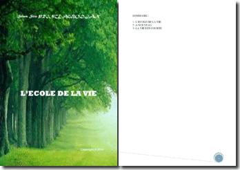 Recueil de poésies : L'école de la vie