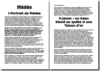 Mythologie grecque : Médée