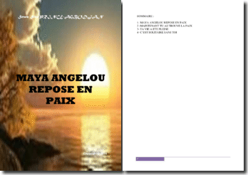 Recueil de poésies : Maya Angelou repose en paix