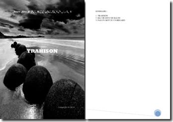 Recueil de poésies : Trahison