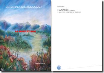 Recueil de poésies : La muse et moi