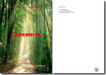 Recueil de poésies : L'éternité